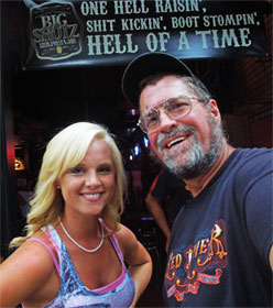 Oklahoma Motorcycle Tours Big Shotz Nashille