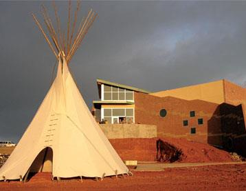 Oklahoma Motorcycle Tours Native American Heritage